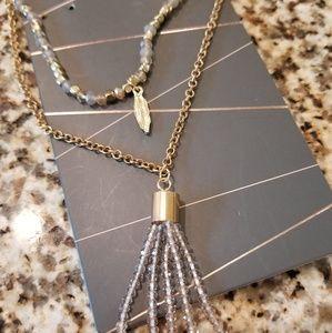 Sugarfix by Baublebar layered becklace